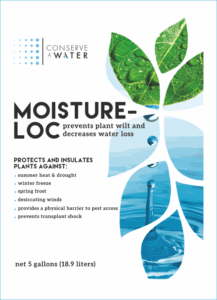 Moisture-Loc (formerly Moisturin) AntiTranspirant