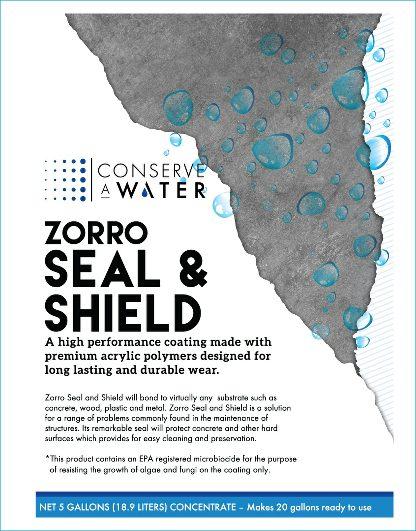 zorro-seal-shield
